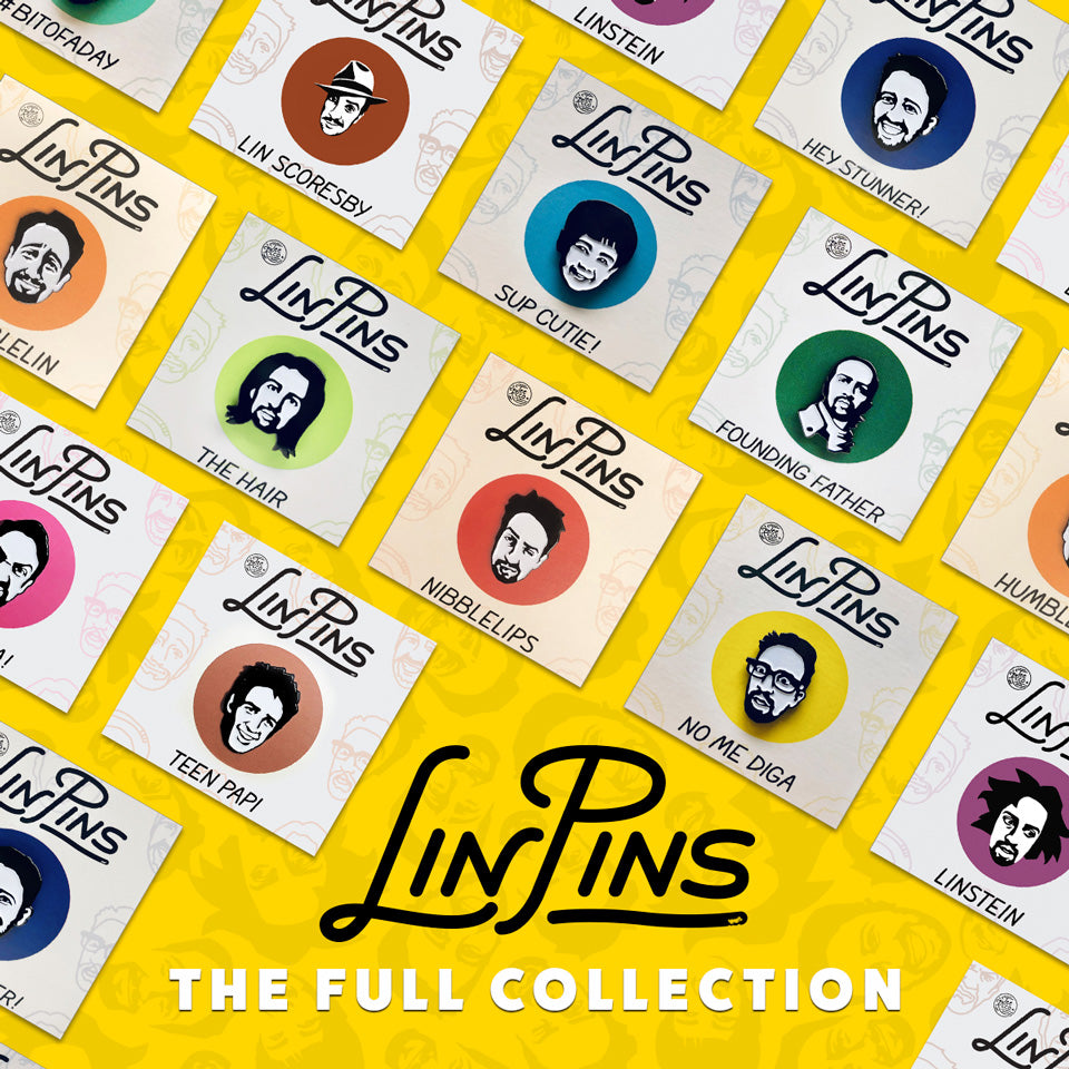 LinPins - The Full Collection + 1!
