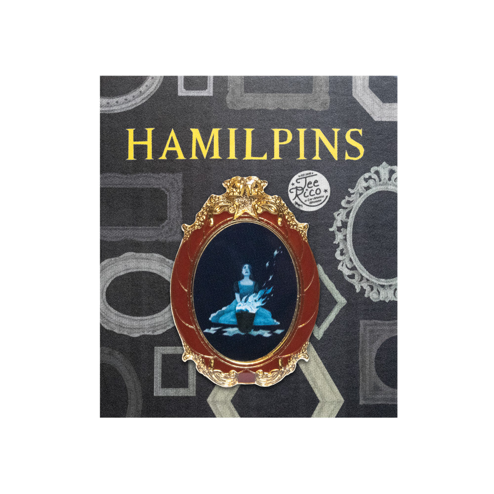 HamilPins #10 - Burn