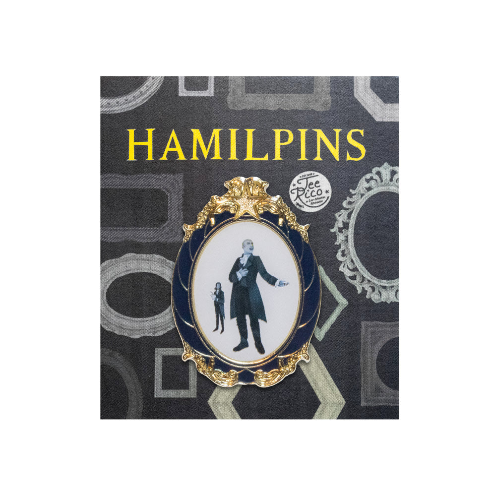 HamilPins #12 - One Last TIme