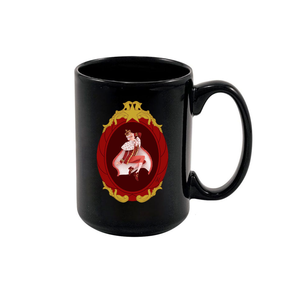 Hamilpins #3 - King George 15oz Mug