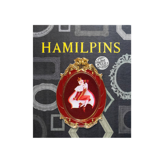 HamilPins #3 - King George III