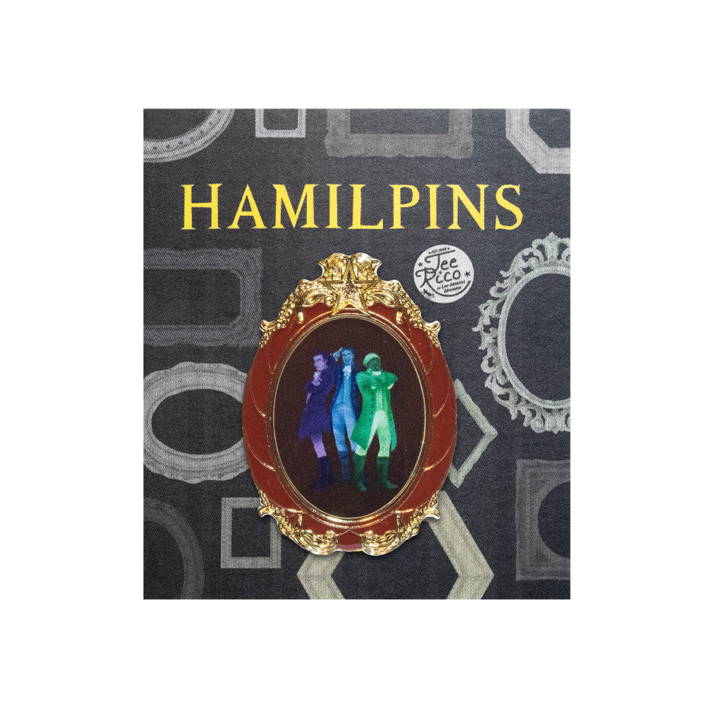 HamilPins #4 - More Of Us