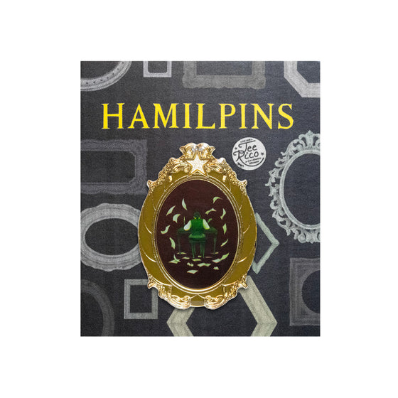 HamilPins #9 - Nonstop