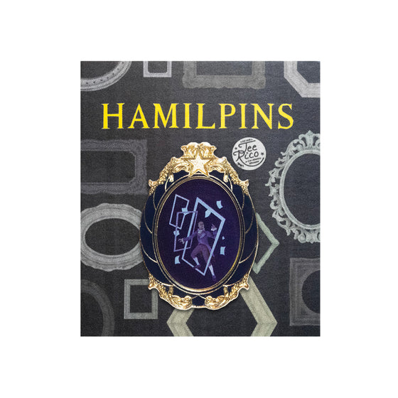 HamilPins #8 - The Room Where It Happens