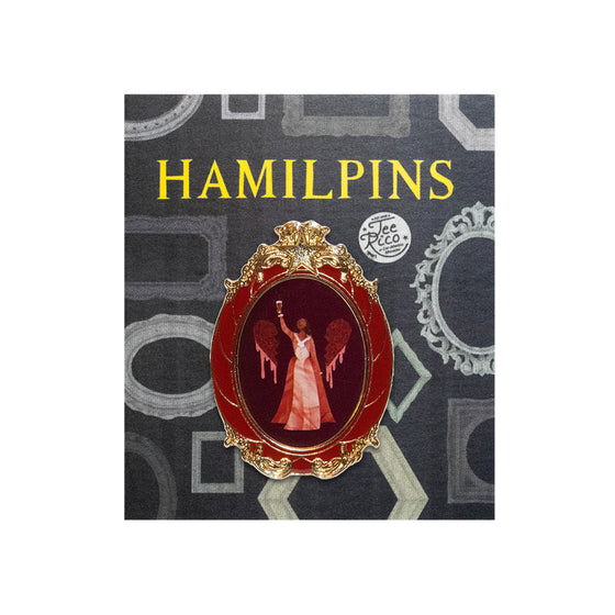 HamilPins #6 - Satisfied