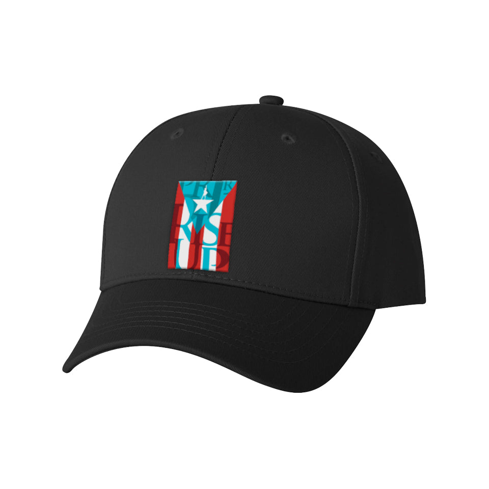 Hamilton Puerto Rico - Rise Up Baseball Cap - New Item