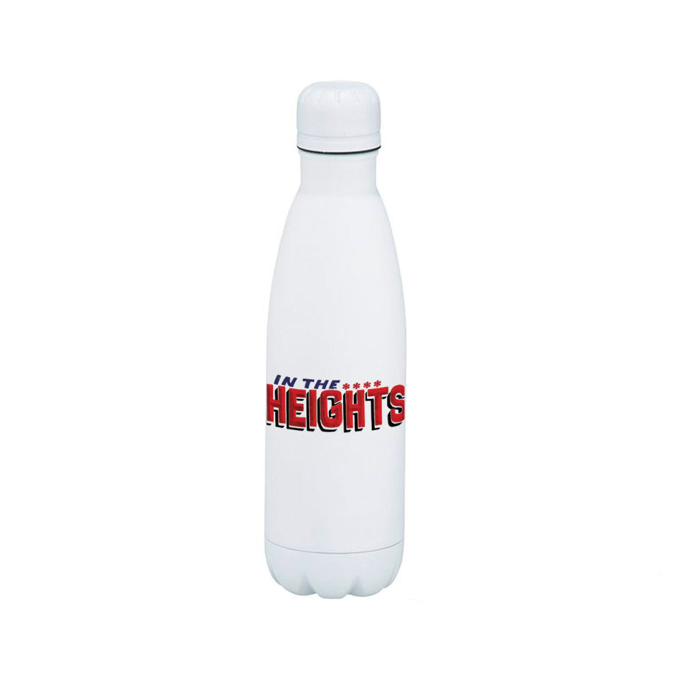 In The Heights 17oz Stainless Steel Insulated Bottle
