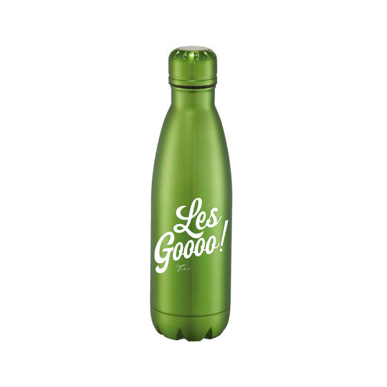 Les Goooo! 17oz Stainless Steel Insulated Bottle