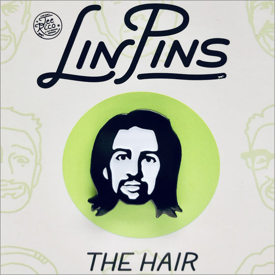 LinPins #2 - Lin-Manuel The Hair