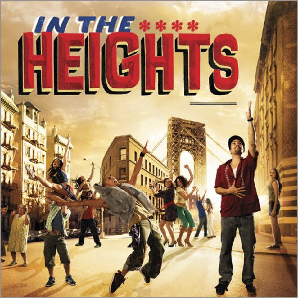 "In the Heights ""En Washington Heights"" 8""x10"" Music Sheet"