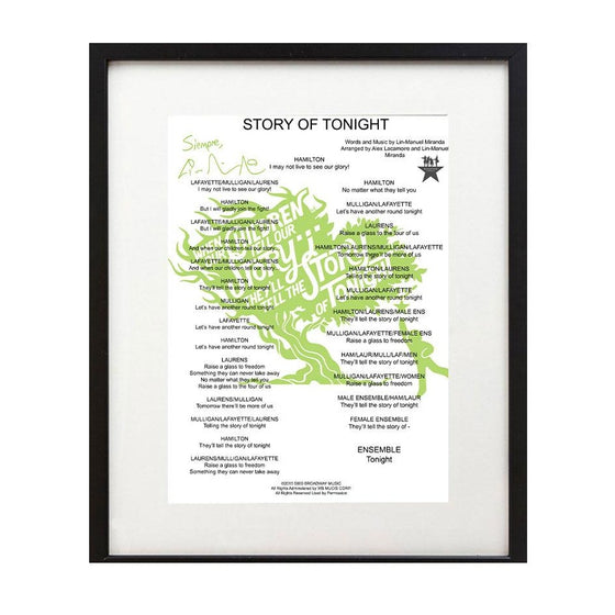 "Hamilton London ""Children Tell Our Story"" 8X10 Print"