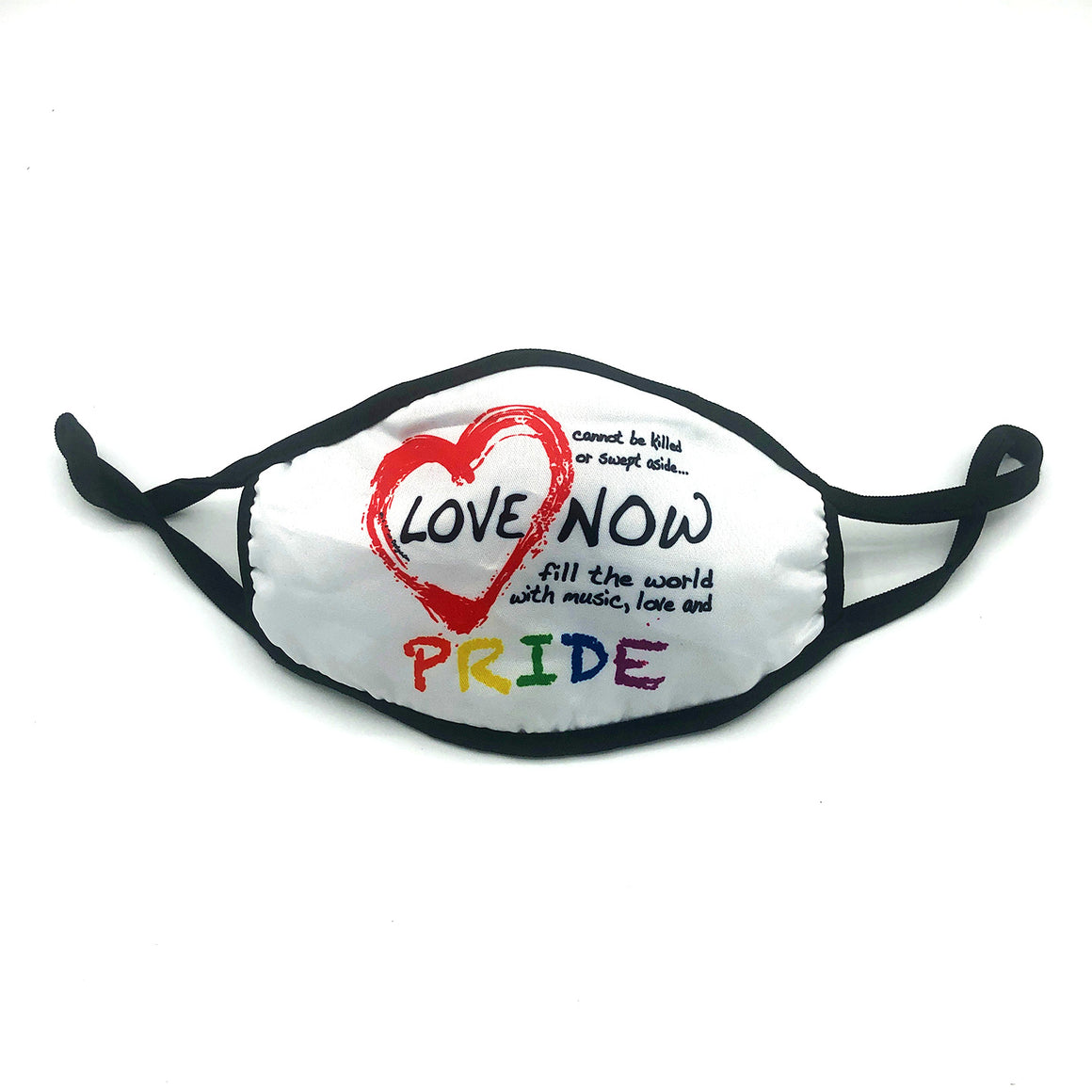 Love is Love Pride - Facemask