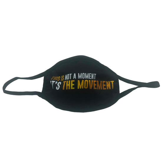 The Movement Facemask - Black