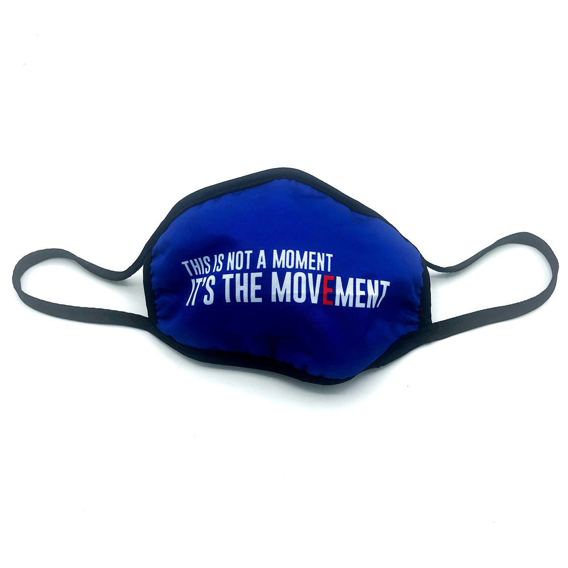 The Movement Facemask - Blue