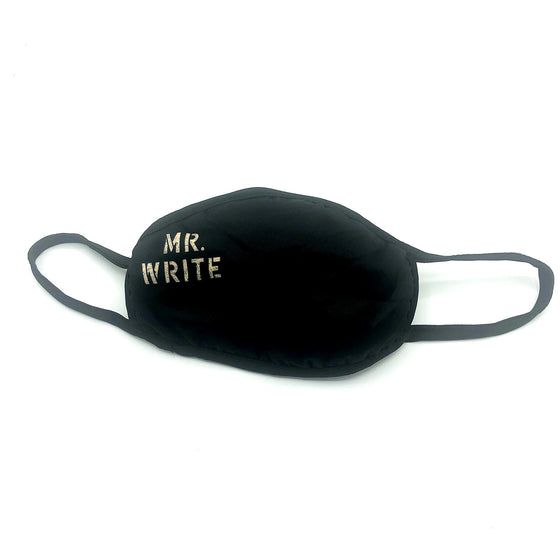 Mr. Write - Facemask