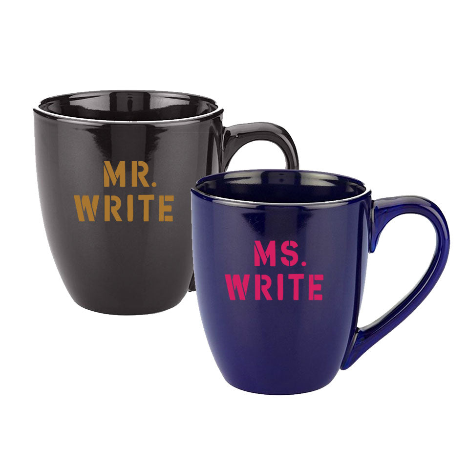 Mr. Write 15oz Ceramic Mug
