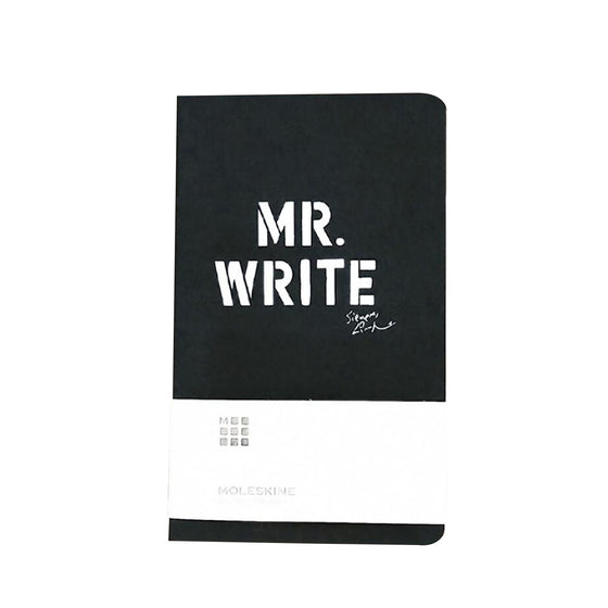 "Lin-Manuel ""MR. WRITE"" 5"" X 8-1/4"" Moleskine Lined Journal"