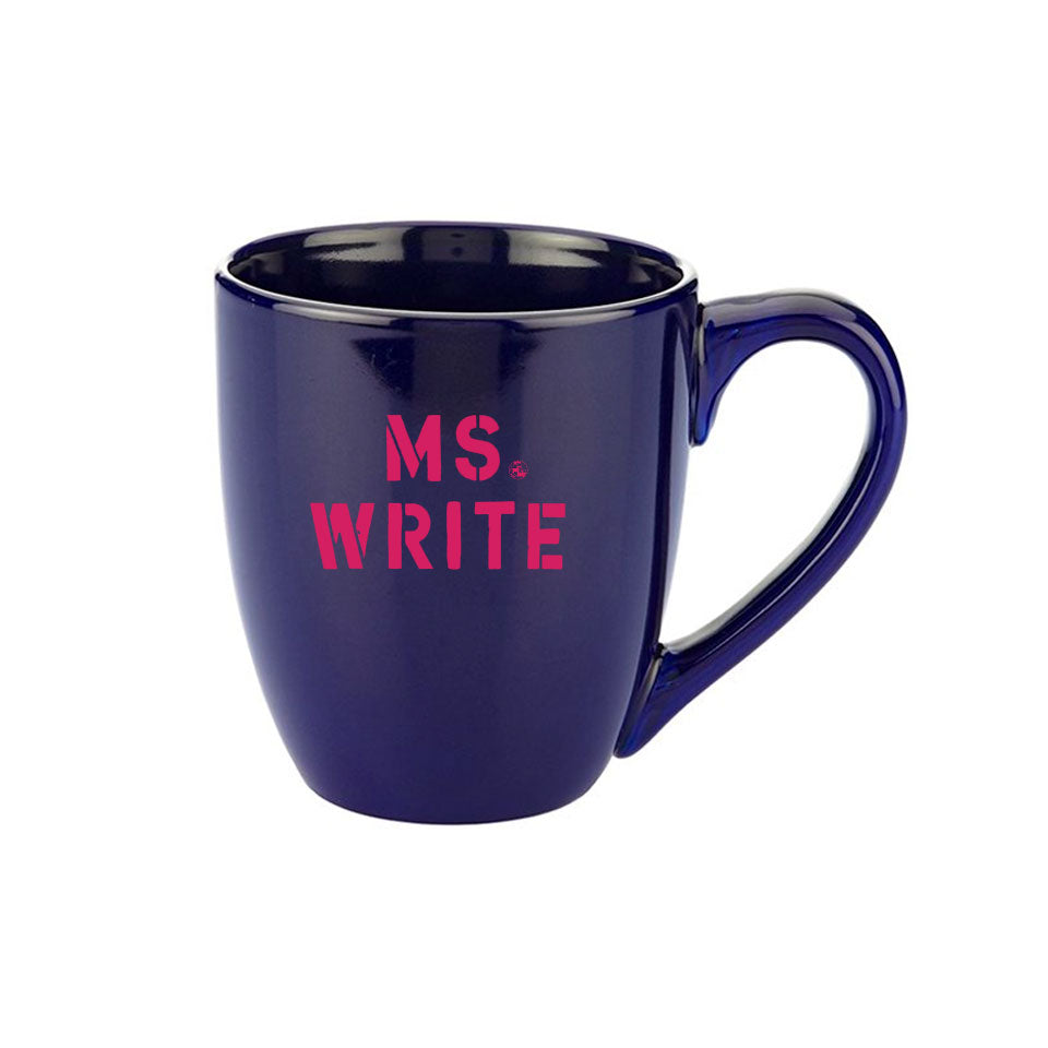 Ms. Write 15oz Ceramic Mug