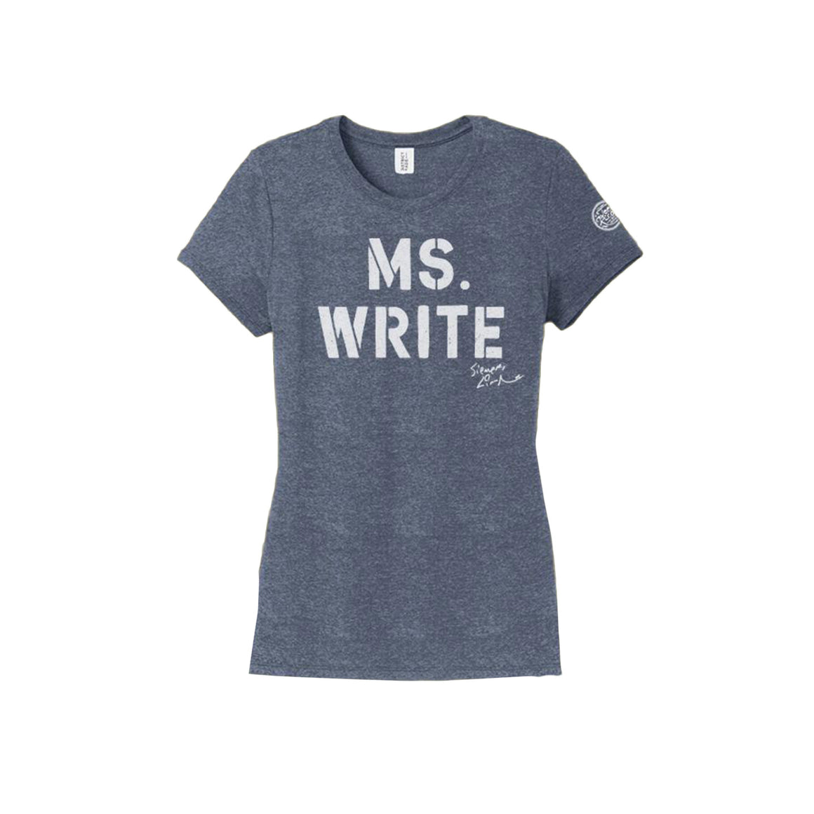 MS. WRITE - Ladies Crew