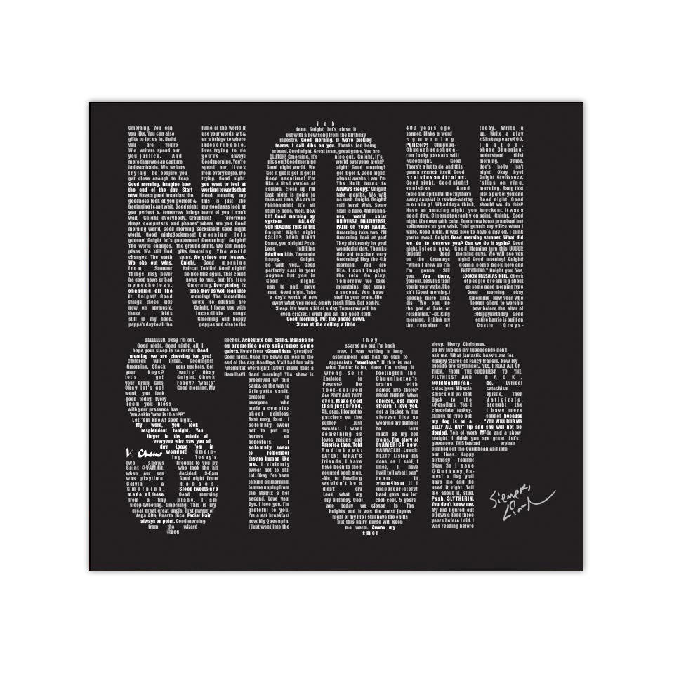 "NONSTOP - 3""x2"" Stickers (2)"