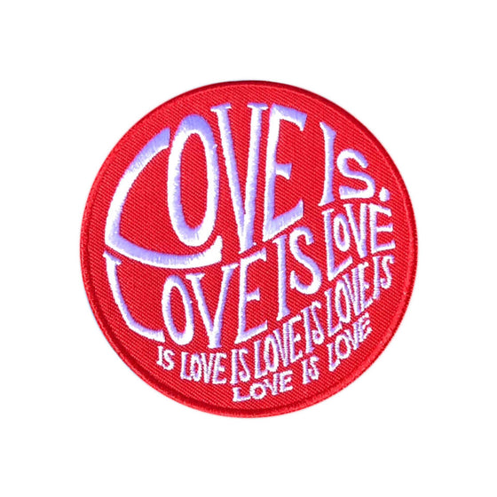 "Circle of Love - 3"" Patch"
