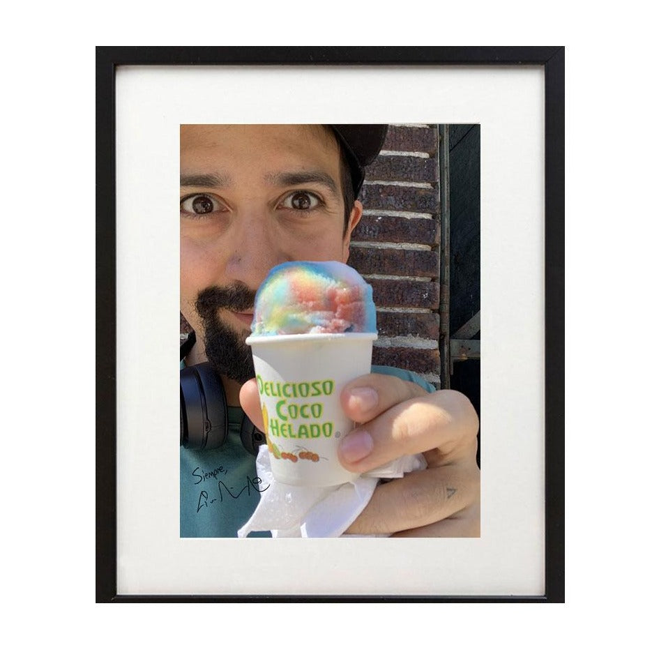 "Lin-Manuel ""Coco"" 8X10 Photo Print - New Item"