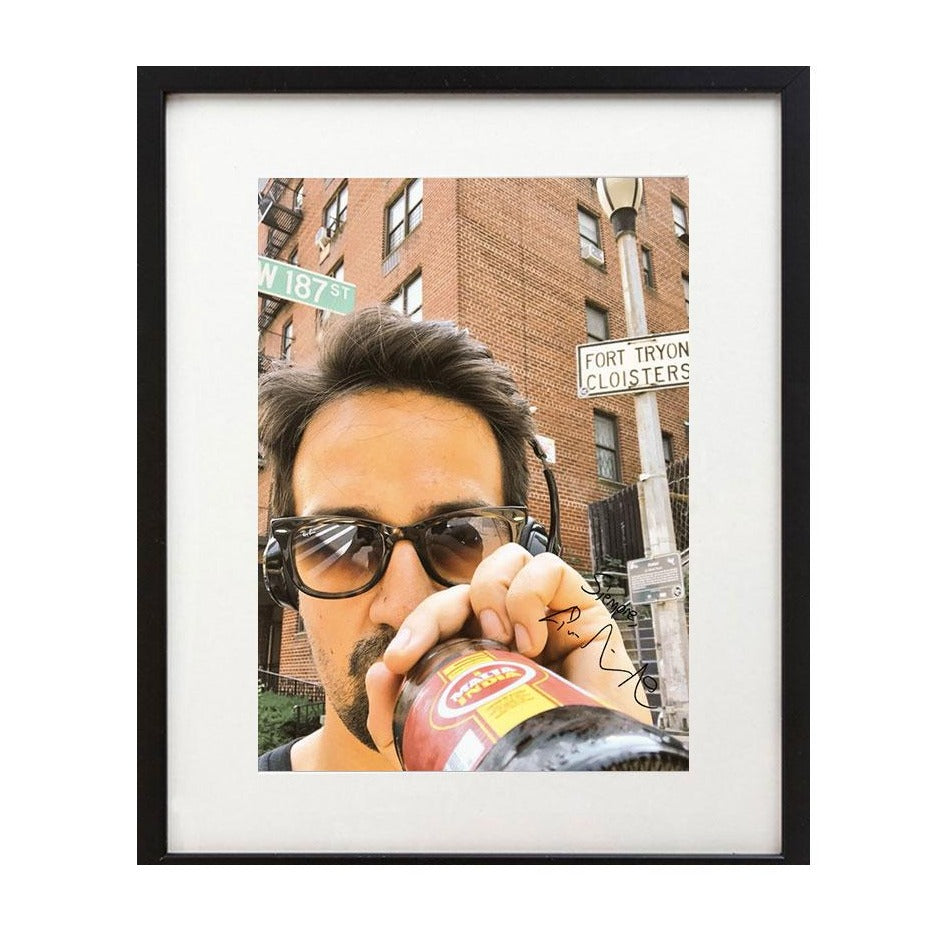 "Lin-Manuel ""Malta"" 8 X 10 Photo Print - New Item"