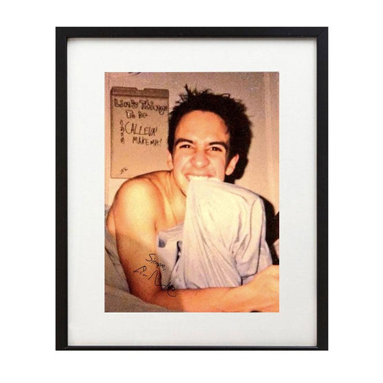 "Lin-Manuel ""Pillow"" 8 X 10 Photo Print - New Item"