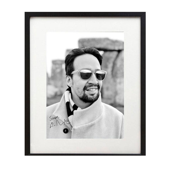 "Lin-Manuel ""Stone"" 8 X 10 Photo Print - New Item"