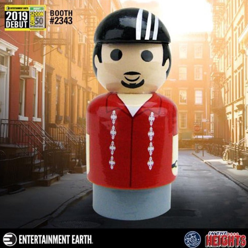 Usnavi In the Heights Collectible Pin Mate(tm) - New Item