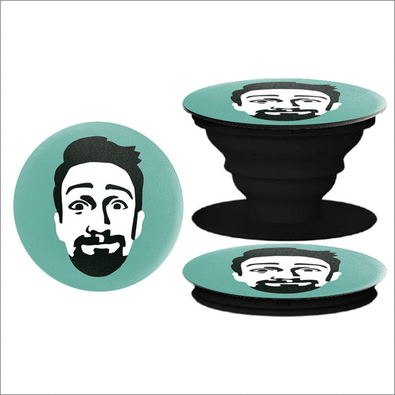 Lin-Manuel Bit of a Day!  Pop Socket Phone Holder - New Item