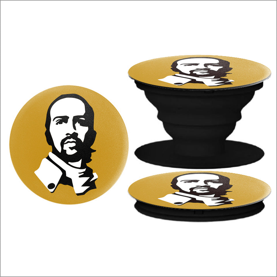Lin Manuel - Founding Father -  Pop Socket Phone Holder