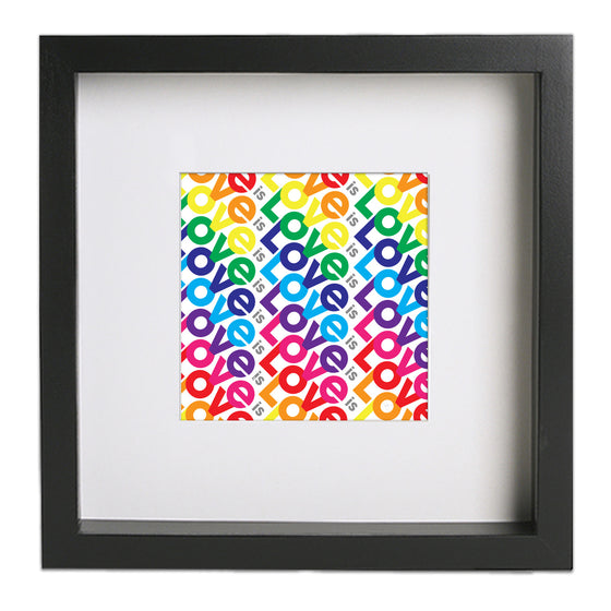 Love is Love - Pride - Art Print