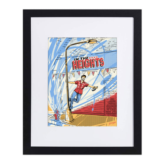 "In the Heights ""Singin' in the Heights"" 8X10 Art Print - New Item"