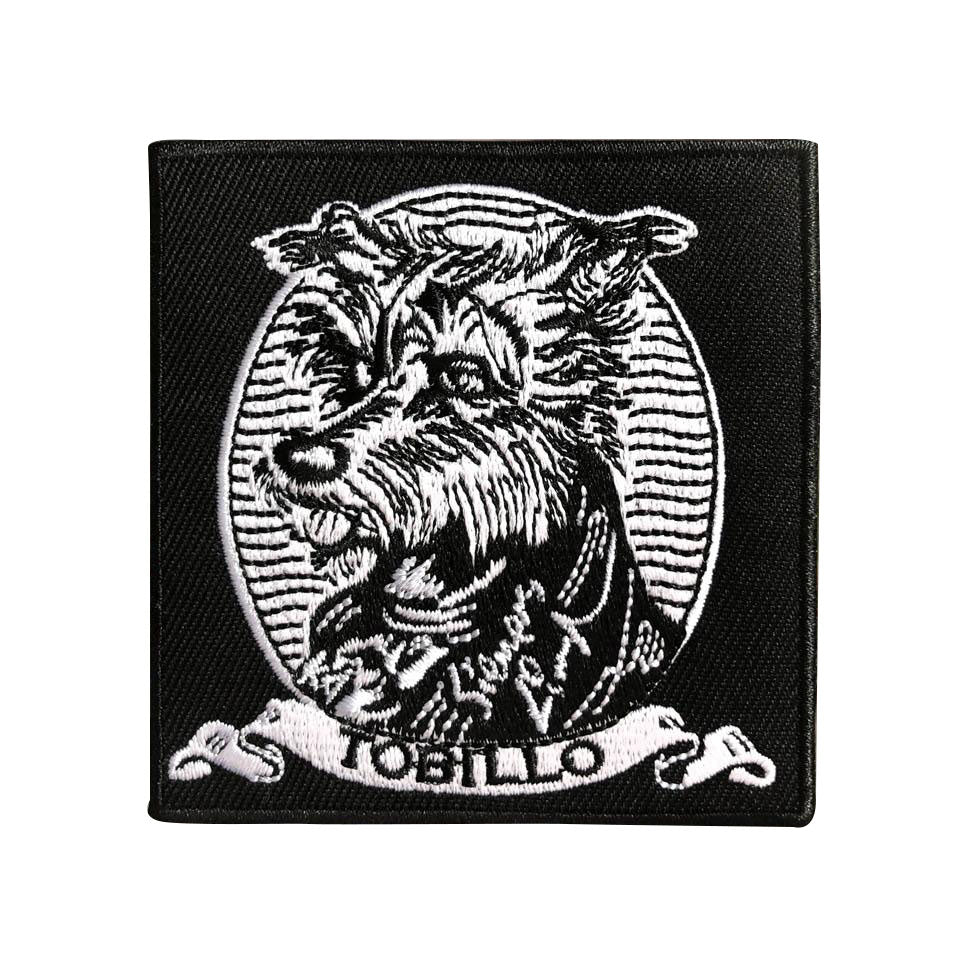"Lin-Manuel's Tobi Collection - ""10 Dollar Tobi"" Patch"