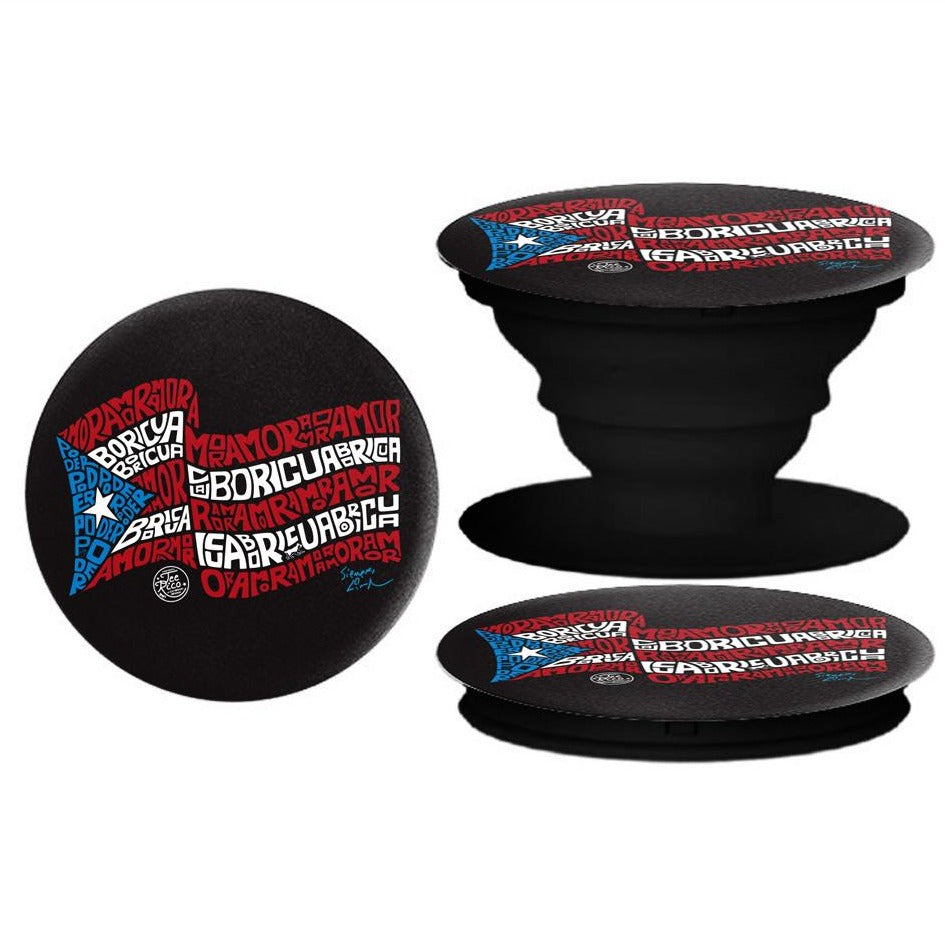 Puerto Rico Scholarship Fund - Pop Socket Phone Holder - New Item