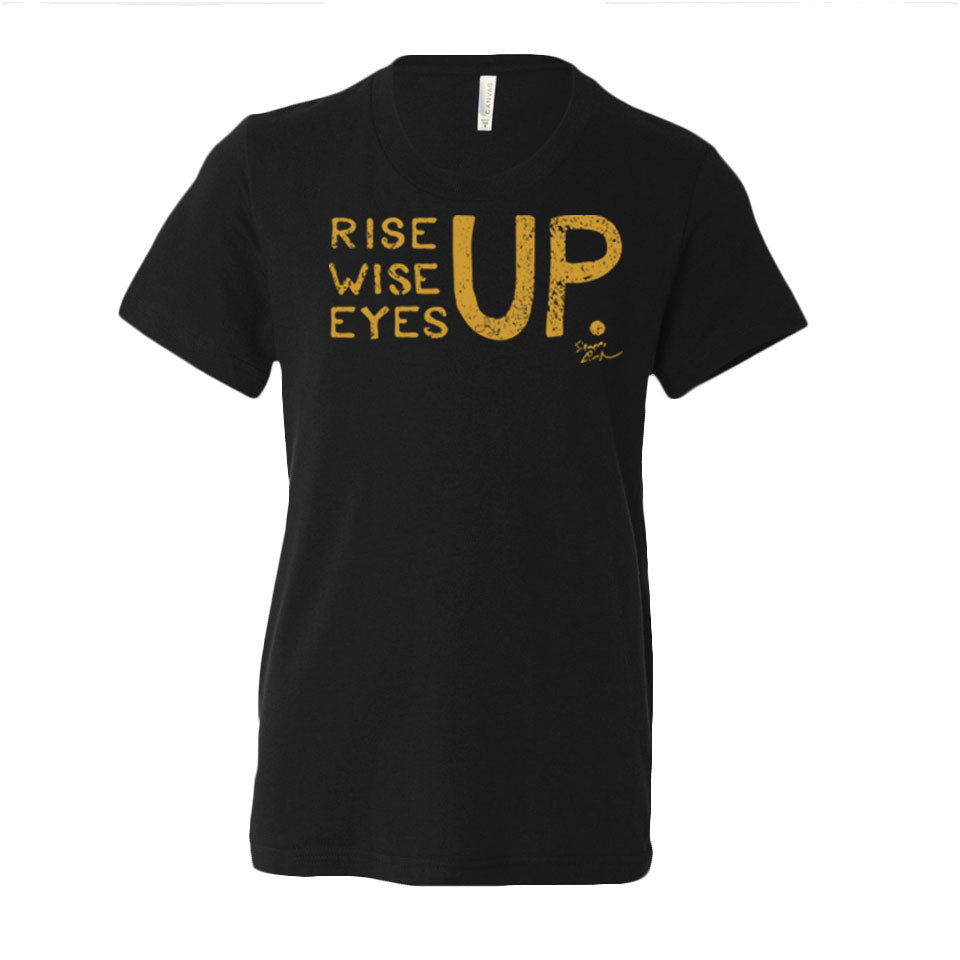 Rise Up, Wise Up, Eyes Up - Kid's Crew