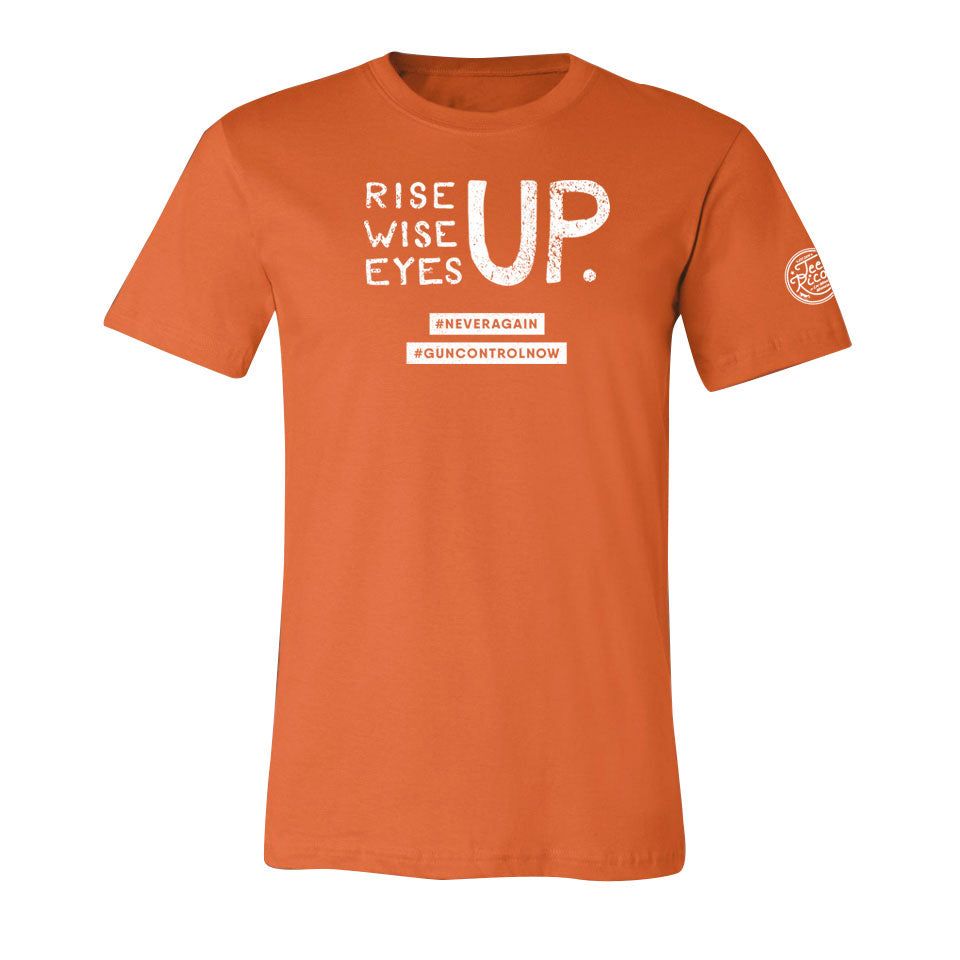 Rise Up, Wise Up, Eyes Up  Limited Edition YOUTH Crew