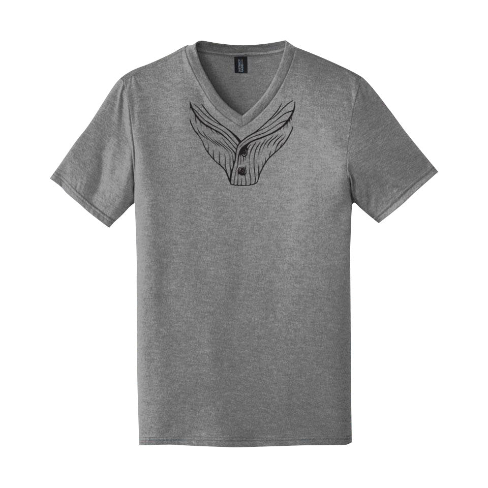 THE Sweater Tee - Men's V-Neck - Final Sale Item