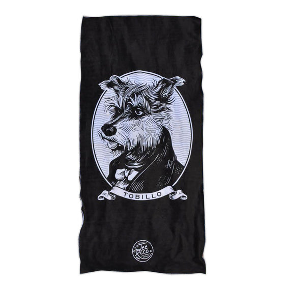 "Lin-Manuel's Tobi Collection - ""10 Dollar Tobi"" - 30x60"" Towel"
