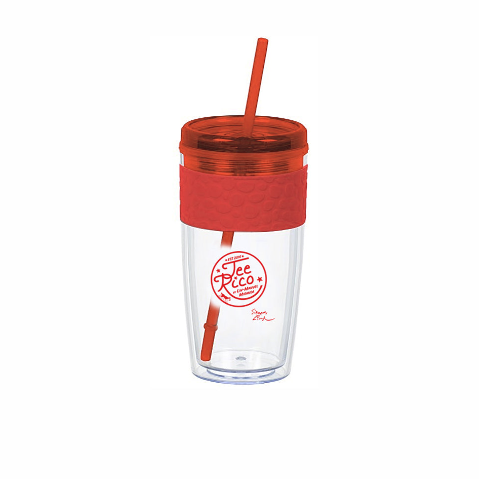 TeeRico - 16oz Tumbler - New Item