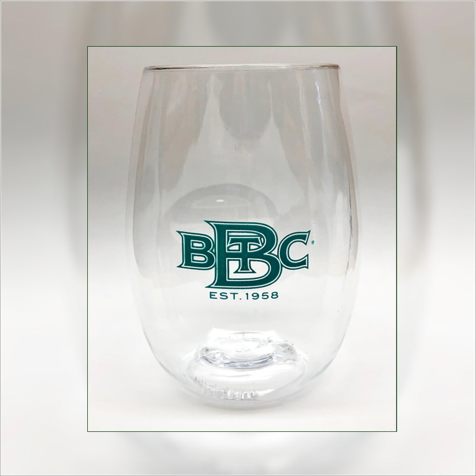 BBTC 16oz Wine Glass