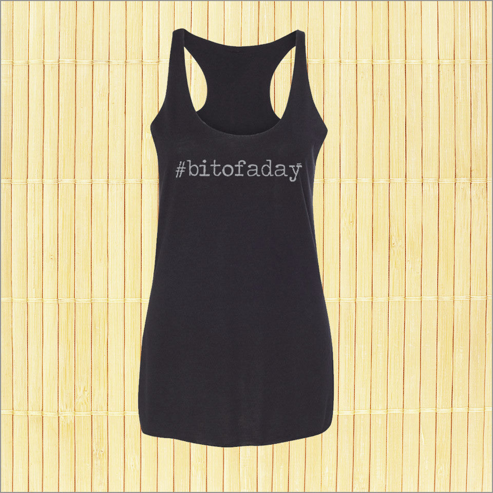 bitofaday - Ladies Tank Top