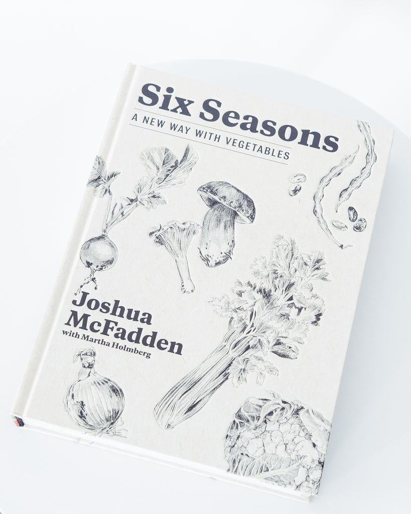 SIX SEASONS COOKBOOK
