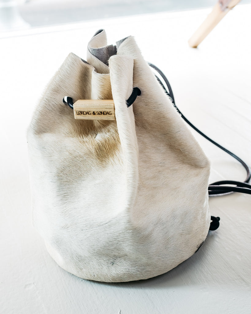 LAM MINI BACKPACK - COWHIDE