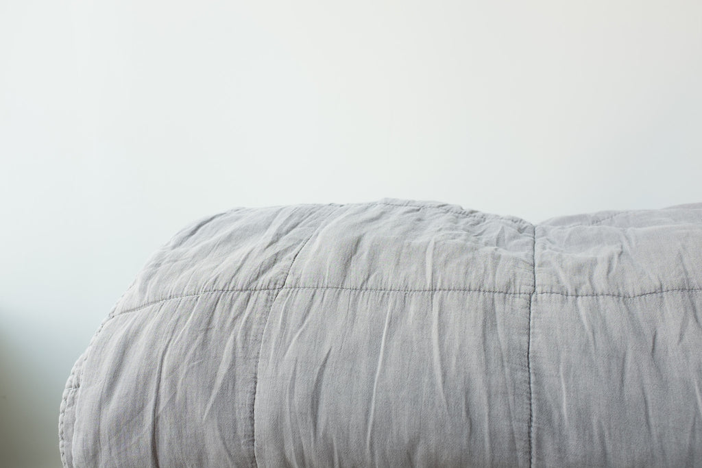 STONEWASHED COTTON ANTWERP QUILT
