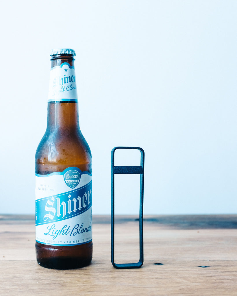 SIMPLE BOTTLE OPENER