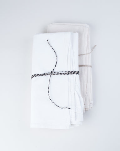 Flour Sack Napkin Set of 4