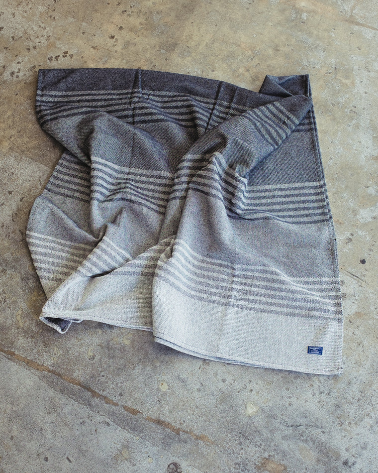 ECO-WOVEN COTTON THROW