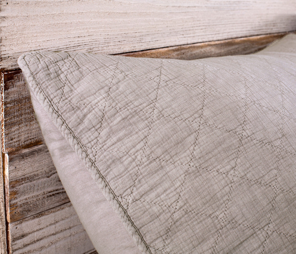 HUNTINGTON COTTON EURO SHAM